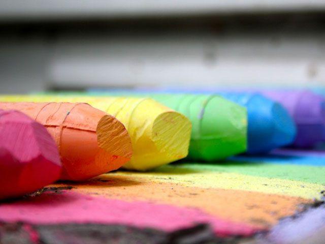 Все цвета радуги на английском