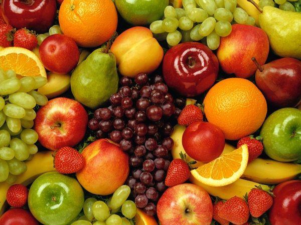 Все фрукты и ягоды на английском