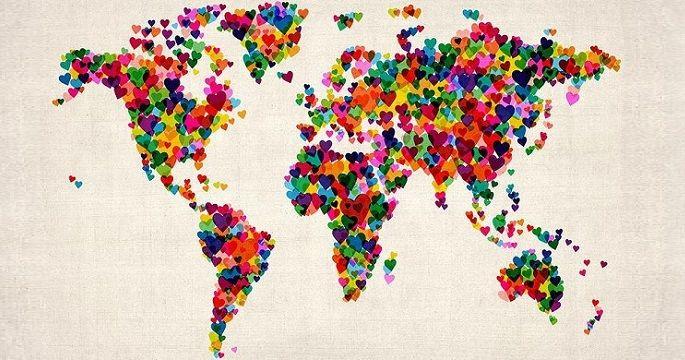 Названия стран, языков и национальностей на английском