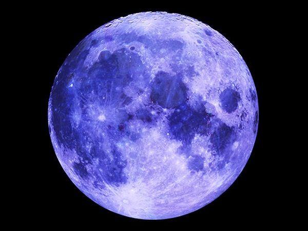 «Лунные» идиомы